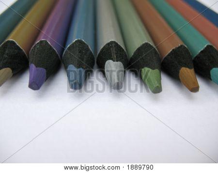 Metallic Colored Pencils