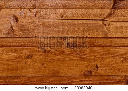 Wooden Wall From Boards As A Background