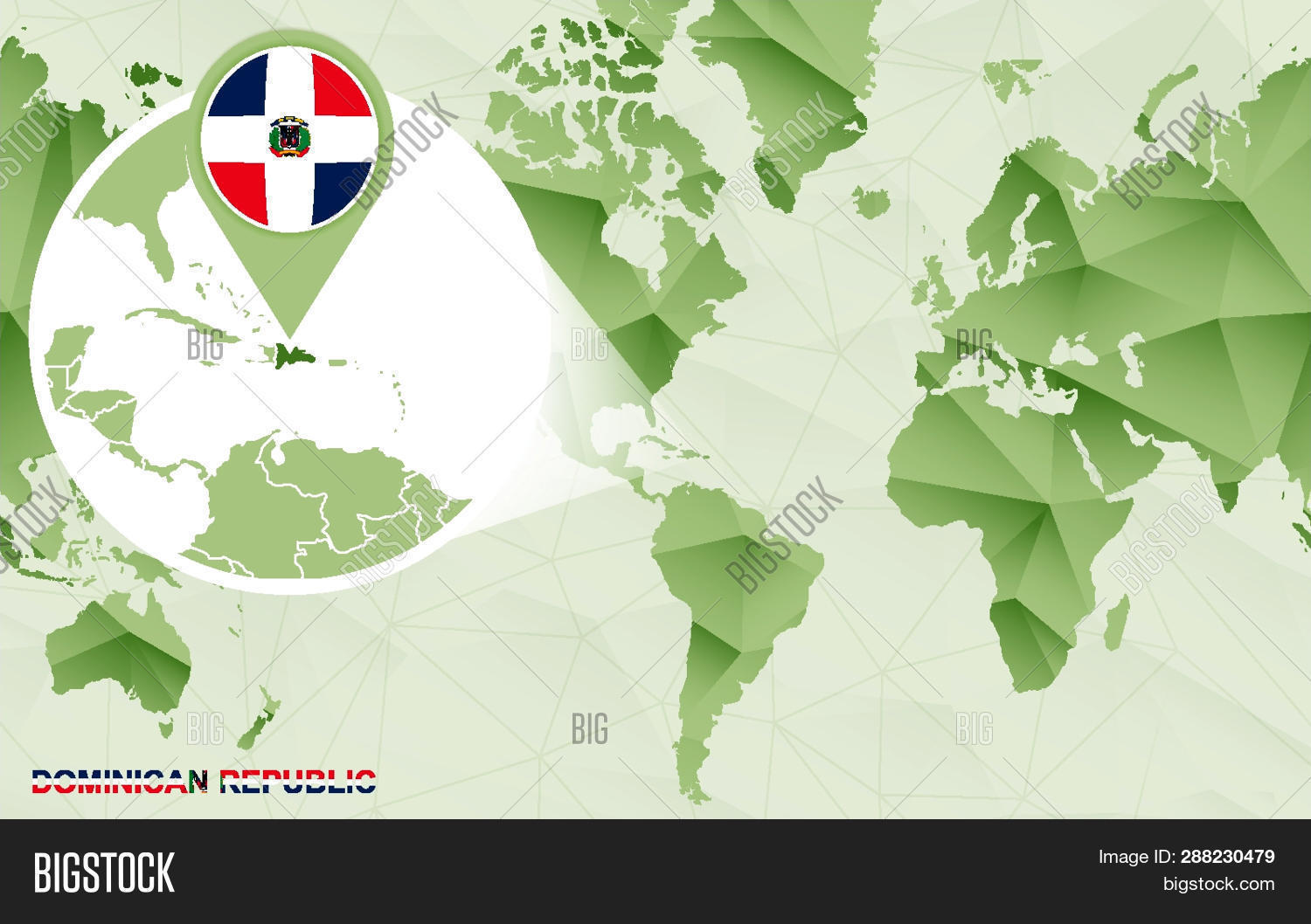 America Centric World Vector & Photo (Free Trial) | Bigstock on peru on map, venezuela on map, dominica on map, italy on map, cuba on map, denmark on map, argentina on map, lebanon on map, mexico on map, spain on map,