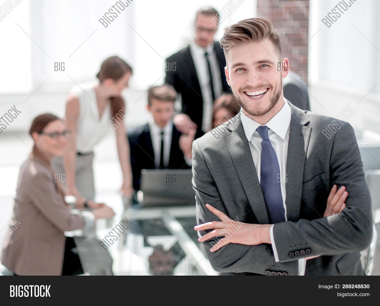 Successful Businessman Image Photo Free Trial Bigstock