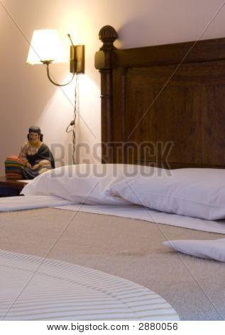 Luxury Hotel Room Ecuador