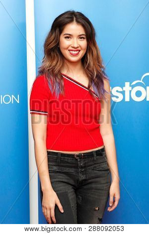 LOS ANGELES - MAR 5: Nichole Bloom at the NBC And Universal Television's 'Superstore' Academy For Your Consideration Press Line at Universal Studios on 5 March, 2019 in Los Angeles, CA