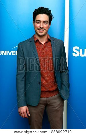 LOS ANGELES - MAR 5: Ben Feldman at the NBC And Universal Television's 'Superstore' Academy For Your Consideration Press Line at Universal Studios on 5 March, 2019 in Los Angeles, CA
