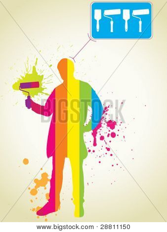 rainbow painter