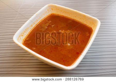 Borsch Is A National Russian And Ukrainian Soup