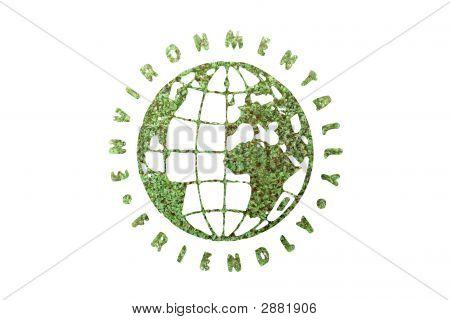 Environmentally Firendly Globe