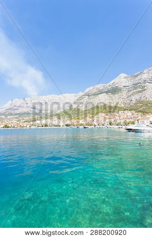 Makarska, Dalmatia, Croatia, Europe - Visiting The Beautiful Bay Of Makarska