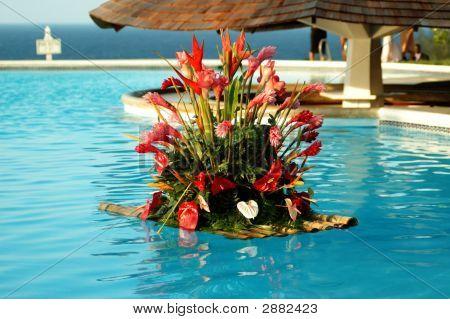 Wedding Floating Flower Bouquet