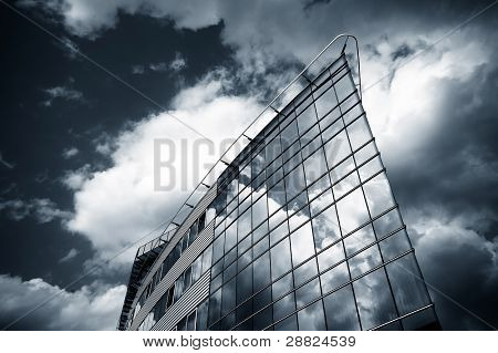 Scary skyscraper