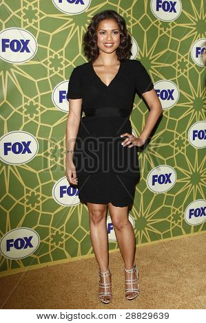 LOS ANGELES - JAN 8:  Gugu Mbatha Raw at the FOX All Star Winter TCA Party at Castle Green on January 8, 2012 in Pasadena, California.