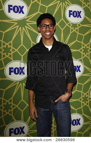 LOS ANGELES - JAN 8:  Alphonso McAuley at the FOX All Star Winter TCA Party at Castle Green on January 8, 2012 in Pasadena, California.