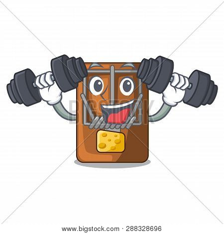 Fitness Mousetrap In The A Character Shape