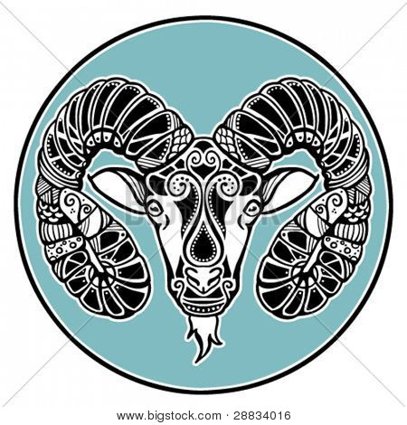 Zodiac signs - Aries