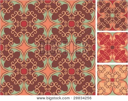fine pattern set