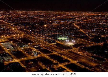 Chicago Night