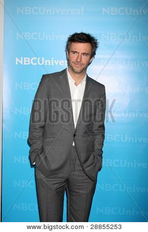 LOS ANGELES - JAN 6:  Jack Davenport arrives at the NBC Universal All-Star Winter TCA Party at The Athenauem on January 6, 2012 in Pasadena, CA