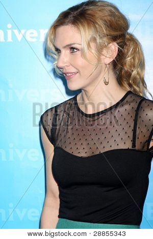 LOS ANGELES - JAN 6:  Rhea Seehorn arrives at the NBC Universal All-Star Winter TCA Party at The Athenauem on January 6, 2012 in Pasadena, CA