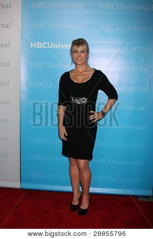 LOS ANGELES - JAN 6:  Alison Sweeney arrives at the NBC Universal All-Star Winter TCA Party at The Athenauem on January 6, 2012 in Pasadena, CA