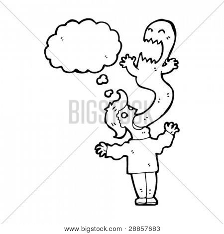 exorcism cartoon