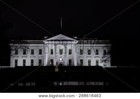 White House - Home Of The United States President
