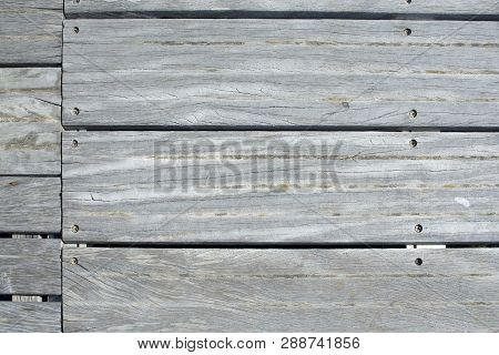 Soft Gray Brown Wood Board Background Texture