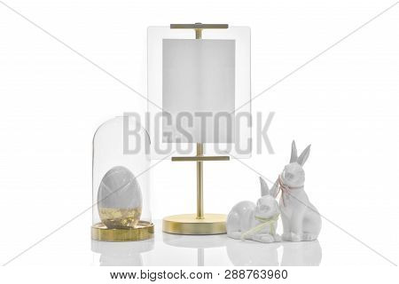Easter Holiday Concept Mockup