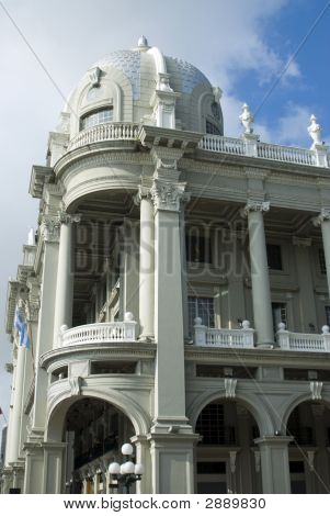 Government Office Guayaquil Ecuador
