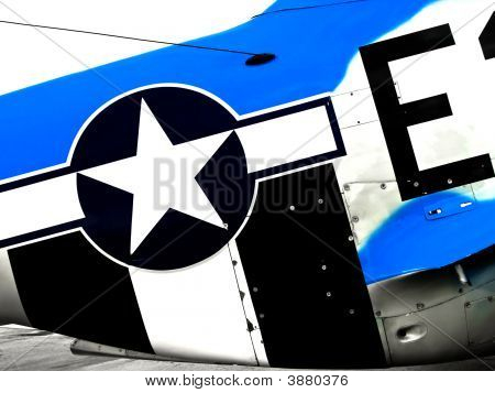 P51 Tail