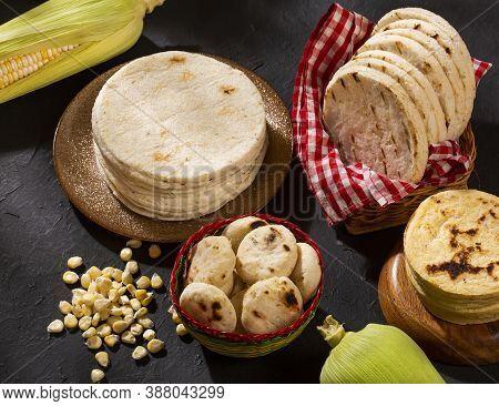Delicious Colombian Corn Arepas - Colombian Breakfast