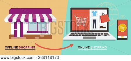 Retail Offline To Online, Convert Your Shop To A Successful E-commerce Online