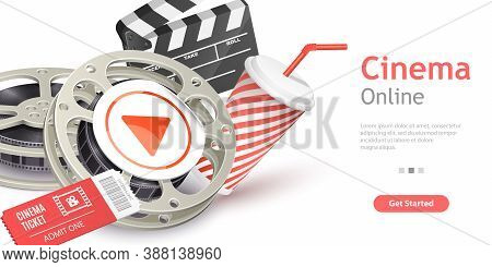 Online Movie Service, Mobile Cinema, Cinematography And Filmmaking.