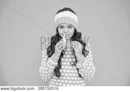 Effective Nasal Spray. Flu Concept. Symptoms Of Cold. Side Effects. Pharmacy Industry. Runny Nose Re