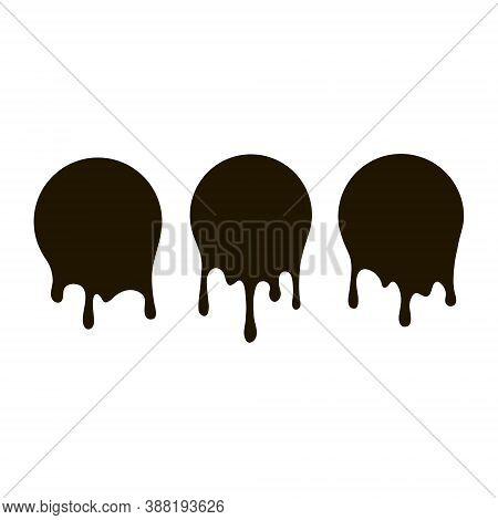 Dripping Black Paint. Dripping Liquid. Fluid Fluid. Spilling Paint. Falling Paint. Fluid Oil Stain.