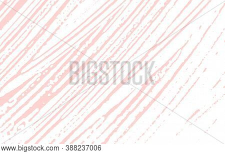 Grunge Texture. Distress Pink Rough Trace. Extraordinary Background. Noise Dirty Grunge Texture. Sup