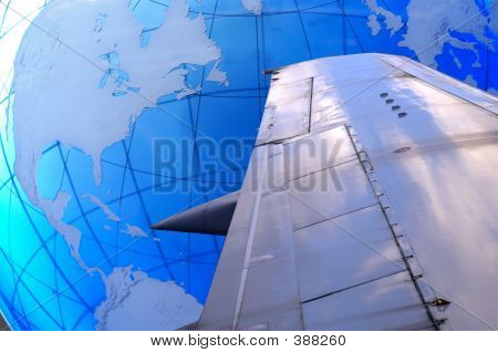 Wing Over Earth