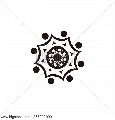 Engraving Icon. Icon With Black Outline Isolated On Transparent Background. Laser Cut Vector Set. Wo