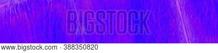 Psychedelic Vibrant Neon Effect. Watercolour Rhombus. Sparkle Purple. Violet Border. Technology Brus