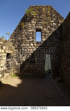 Architecture And Details Of The Ancestral Constructions And Buildings Of The Inca Civilization, In H