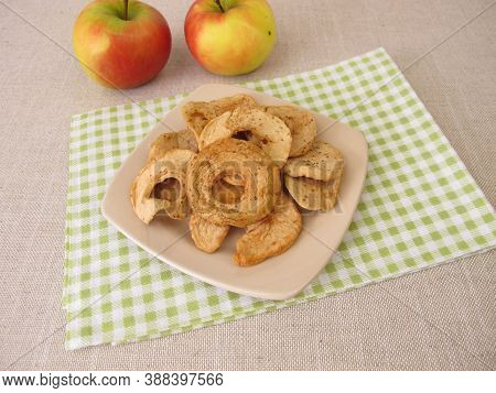 Dried Fruits From Homemade Dried Apple Rings
