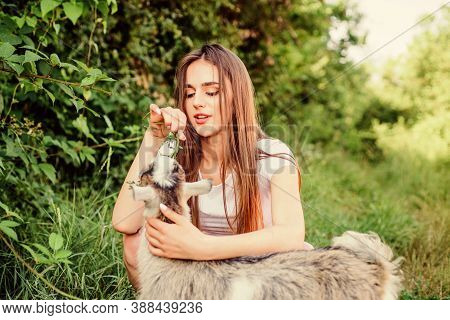Animal First. Animals Are Our Friends. Happy Girl Love Goat. Village Weekend. Summer Day. Love And P