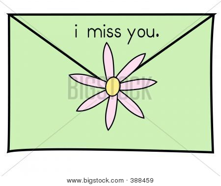 I Miss You Green