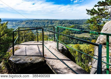 Where Is My Home, Czech: Kde Domov Muj, Name Of Czech National Anthem And Lookout Point On The Top O