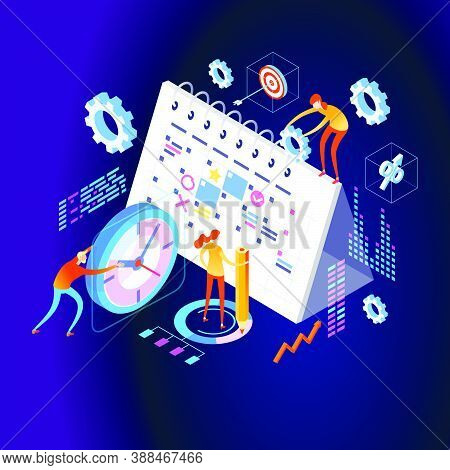 Organization And Management Of The Workflow. Design And Automation Of Work Processes. Increase The P