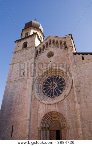 Cathedral Of San Vigilio Duomo Of Trento