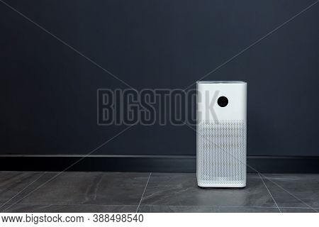 Air Purifier In Room For Filter And Cleaning Removing Dust Pm2.5 . Air Purifier In Home For Fresh Ai