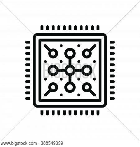 Black Line Icon For Core Core-group Complex Basic Origin Parent Genuine Substantive