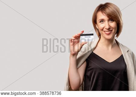 Cashless Payment. Personal Data Verification. Bank Service. Electronic Transaction Safety. Cheerful