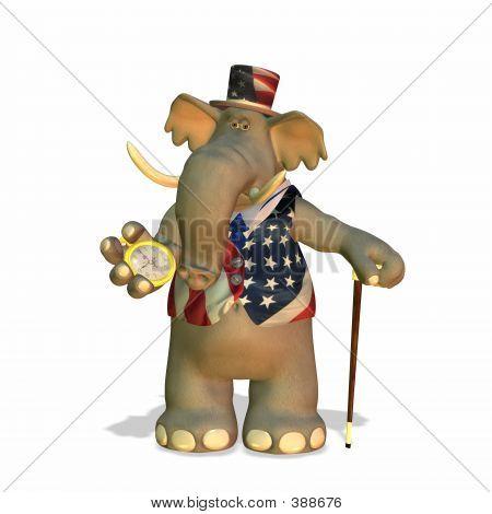 Political Elephant