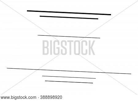 Dynamic Diagonal And Slanting Lines Element. Oblique, Skew And Tilted Stripes. Bursting, Radial Stre