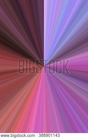 Abstract Shining Background With Rainbow Pink Print